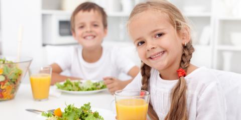 Child Development Professionals Share 3 Healthy Snacks for Kids, St. Peters, Missouri