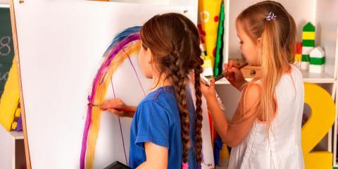 4 Ways Art Engages Your Preschooler, Lincoln, Nebraska