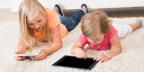 How Child Development Experts Teach Kids Balanced Tech Device Use, St. Peters, Missouri