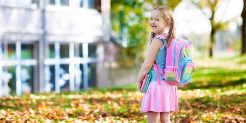 3 Ways to Help Ease First-Day-of-School Jitters, St. Charles, Missouri