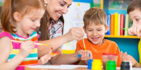 3 Important Habits Kids Develop in Day Care, Lincoln, Nebraska