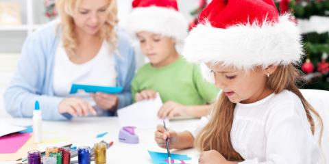 3 Holiday Activities to Promote Child Development, Lincoln, Nebraska