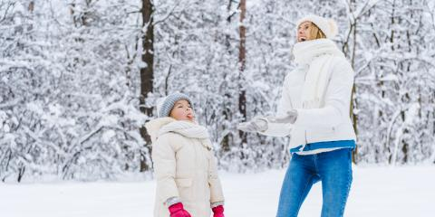 5 Fun Activities to Do in the Snow With Your Child, St. Charles, Missouri