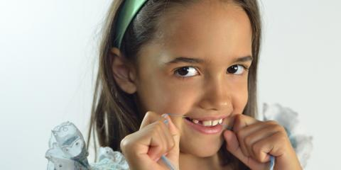 Dental Care for Kids: How to Teach Your Child to Floss, Anchorage, Alaska