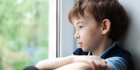 3 Signs of Depression in Children, Hastings, Nebraska
