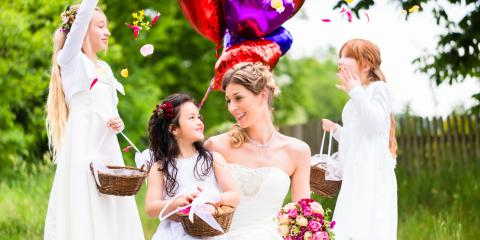 How to Choose Wedding Outfits for Children, Kiryas Joel, New York
