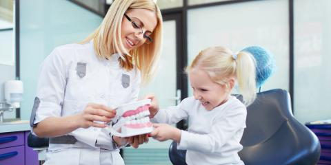 Does Your Child Need Full Mouth Dental Reconstruction?, Anchorage, Alaska