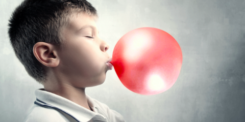 Anchorage Children's Dentist Explains the Impact of Chewing Gum on Kids' Teeth, Anchorage, Alaska