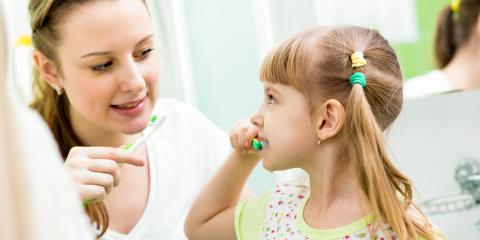 Children's Dentist Explains How to Begin a Dental Care Routine for Your Kids, Anchorage, Alaska