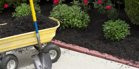 4 Popular Types of Mulch For Your Home, Scioto, Ohio