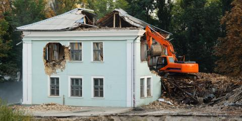 Top 4 Facts You Need to Know About Demolition, Chillicothe, Ohio