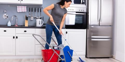 4 Reasons to Stop Mopping Your Floor, Chillicothe, Ohio