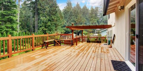 What Are the Differences Between a Deck & Patio?, Scioto, Ohio