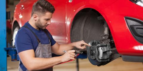 3 Signs You Need Brake Repair, Twin, Ohio