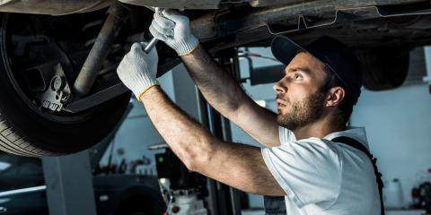 4 Signs That You Need Strut Repair, Twin, Ohio