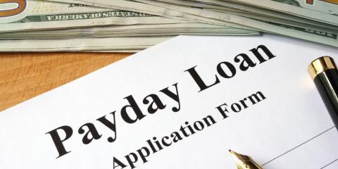 How Small Payday Loans Can Help When Emergencies Arise, Chillicothe, Ohio