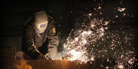 What Are Some of the Different Types of Welding? , Chillicothe, Ohio