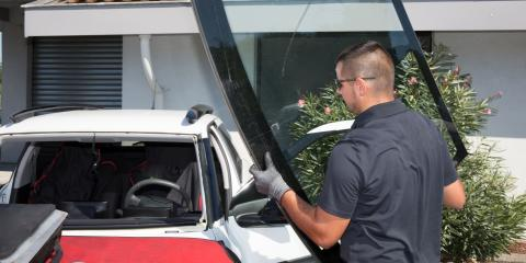 5 Steps of a New Windshield Installation, Chillicothe, Ohio