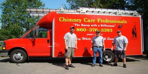 Say No to Tele-scams! Trust Your Chimney Services to the Chimney Care Professionals in Jewett City, Jewett City, Connecticut
