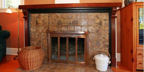 What You Should Do About a Drafty Fireplace, Dayton, Ohio