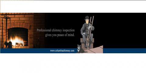 Columbia Chimney Sweeps, Chimney Sweep, Services, Columbia, Maryland