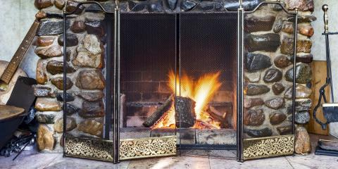 Chimney Cleaning Company Shares 3 Maintenance Tips for a Wood Burning Fireplace, Columbia, Maryland