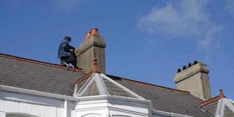 How a Dirty Chimney Creates a Dangerous Home Hazard, West Chester, Ohio