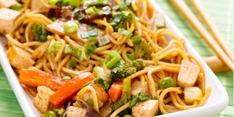 Chinese Cuisine Explained: What's the Difference Between Chow Mein & Lo Mein?, Archdale, North Carolina