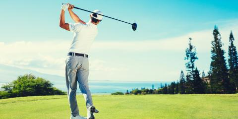 3 Ways Chiropractic Care Can Enhance Your Golf Game, Union, Ohio