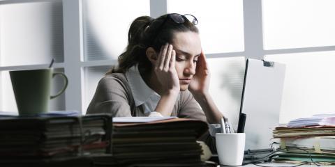 How Chiropractic Care Can Treat Headaches, Beavercreek, Ohio
