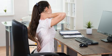 Chiropractic Care Experts Share 3 Ways to Beat Sitting Disease, Cincinnati, Ohio