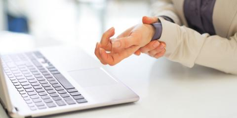 3 Ways Chiropractic Care Can Help With Carpal Tunnel Syndrome, Crossville, Tennessee