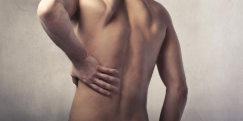 What Are the Benefits of Using Chiropractic Care to Treat Acute Back Pain?, Russellville, Arkansas