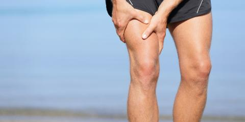 How Can Chiropractic Care Alleviate Leg Pain?, Union, Ohio