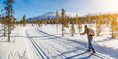 Chiropractic Health: 3 Reasons Cross-Country Skiers Need to See a Chiropractor, North Pole, Alaska