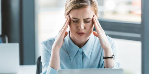 What's the Difference Between Headaches & Migraines? , Union, Ohio