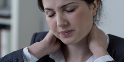 3 Chiropractic Techniques for Relieving Shoulder & Neck Pain, York, Nebraska
