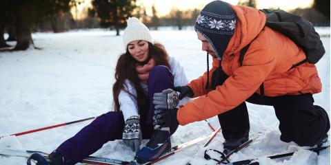 How to Avoid Common Skiing Injuries , Anchorage, Alaska
