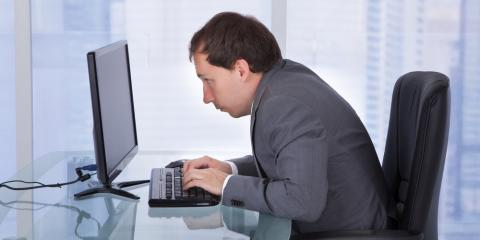 Chiropractor Explains 3 Issues Related to Bad Posture at Work, Florence, Kentucky