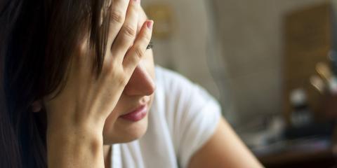 3 Common Migraine Triggers, Union, Ohio