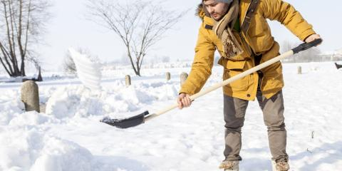 How to Avoid Back Injuries From Shoveling Snow, Florence, Kentucky