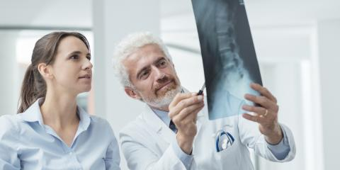 Why Would Your Chiropractor Request an X-Ray?, Dardenne Prairie, Missouri