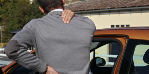 Why You Should Always Visit a Chiropractor Following a Car Accident, Cincinnati, Ohio