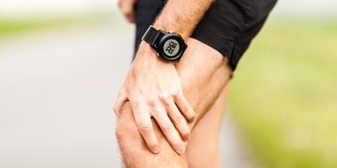 How a Chiropractor Can Help Treat Knee Pain, St. Peters, Missouri