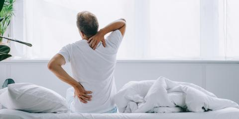 3 Common Causes of Back Pain, St. Peters, Missouri