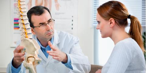 Chiropractor Shares 3 Common Signs of a Herniated Disc, Archdale, North Carolina