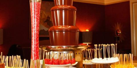 Seattle's Best DJ Service Provides Decadent Chocolate Fountains, Seattle, Washington