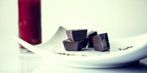 The Duchess of Chocolate Shares 3 Health Benefits of Eating Dark Chocolate, Colfax-Monumental Ridge, California