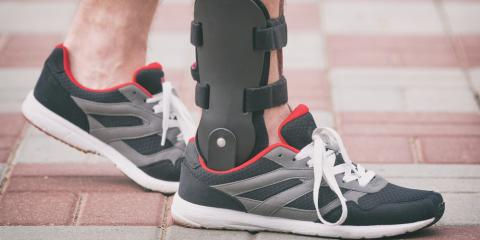 Podiatrist-Approved Tips on How to Recover From an Ankle Injury, Green, Ohio