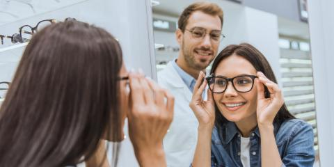 How to Find Glasses to Suit Your Style, Bullhead City, Arizona